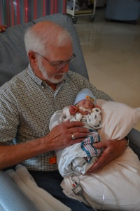 Pop and Landon