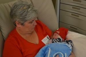 Aunt Devon and N
