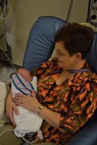 Nana and L