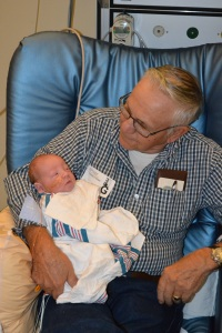 Granddad and L