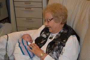 Grandma and N