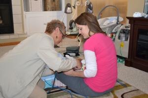 Palliative Care Nurse