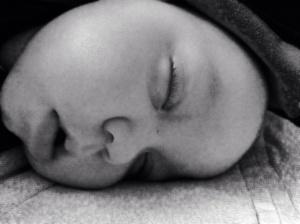 Sleeping Peacefully