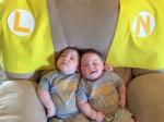 Happy Birthday Landon and Nolan!